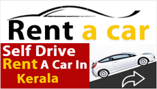 Rent a car in Kerala